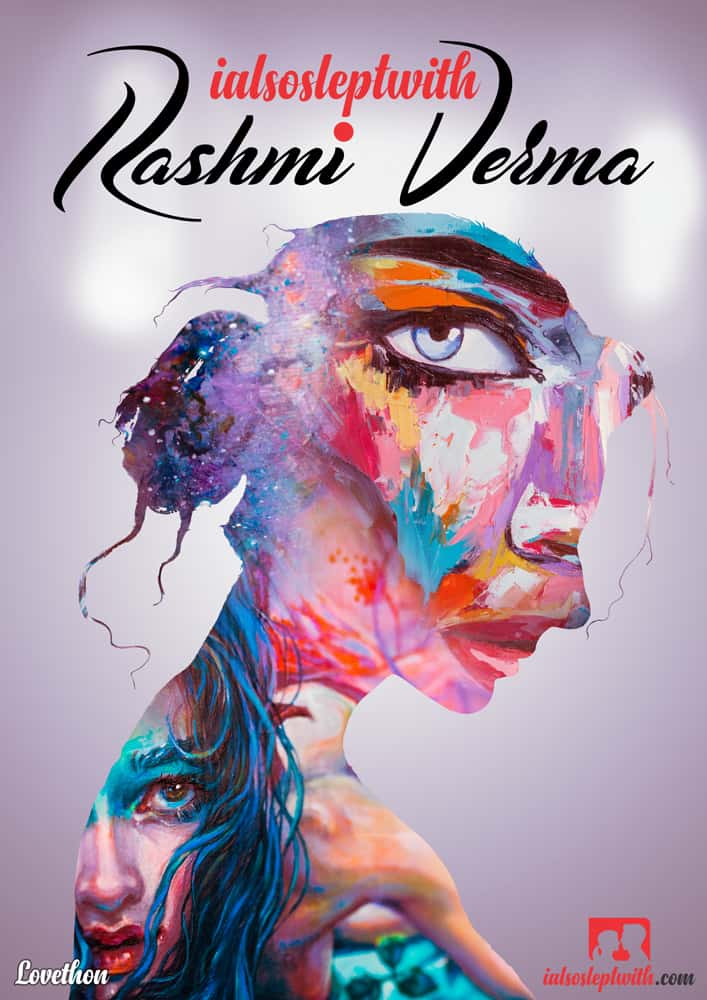 I also slept with Rashmi Verma cover review